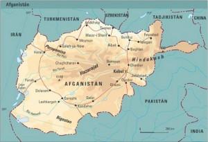 mapa-de-afganistan