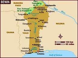 mapa-de-benin