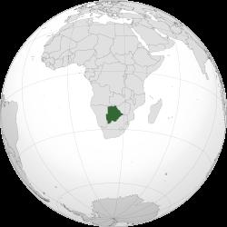 mapa-de-botswana