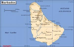 mapa-de-barbados