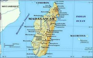 Isla De Madagascar Mapa.Mapa De Madagascar Mapas Mapamapas Mapa