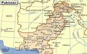 mapa-de-pakistan