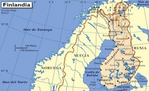 mapa-de-finlandia