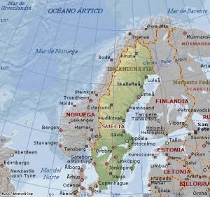 mapa-de-suecia