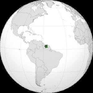 mapa-de-suriname