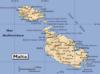 Mapa de Malta | Metro Map | Bus Routes | Metrobus Way Map | Train ...