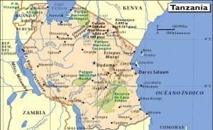 mapa-de-tanzania