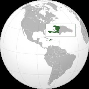 Ver mapa de Haiti