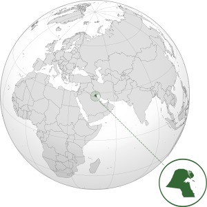 map-kuwait