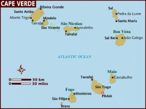 mapa-de-cabo-verde