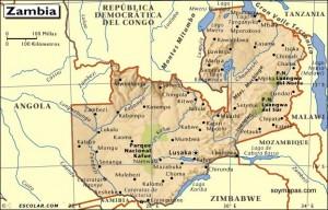 mapa-de-zambia
