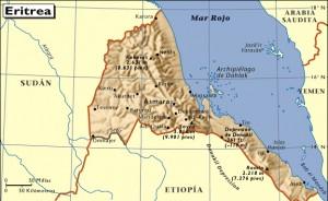 mapa-de-eritrea