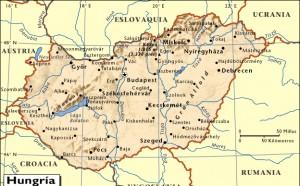 mapa-de-hungria